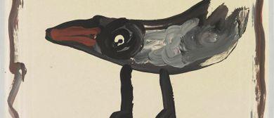 "Ausstellung ""birdman hans langner - privat"""