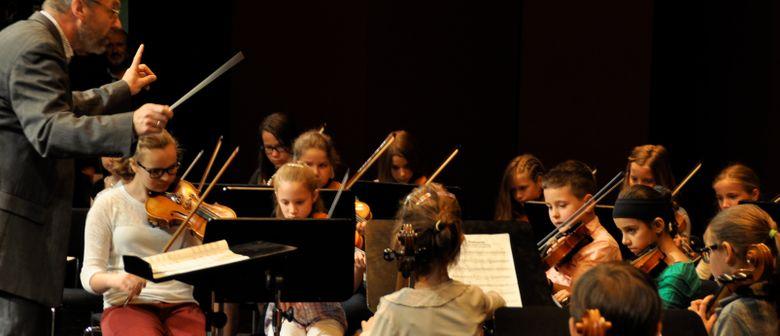 Faschingskonzert der Musikschule Dornbirn