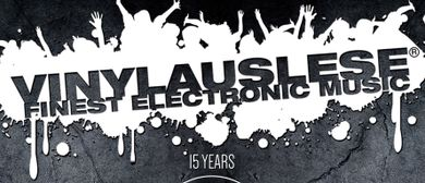 VINYLAUSLESE - 15 years of Injectionmusic