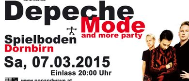 27te Depeche Mode & more Party