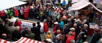20. Bludenzer Klostermarkt in der Altstadt Bludenz