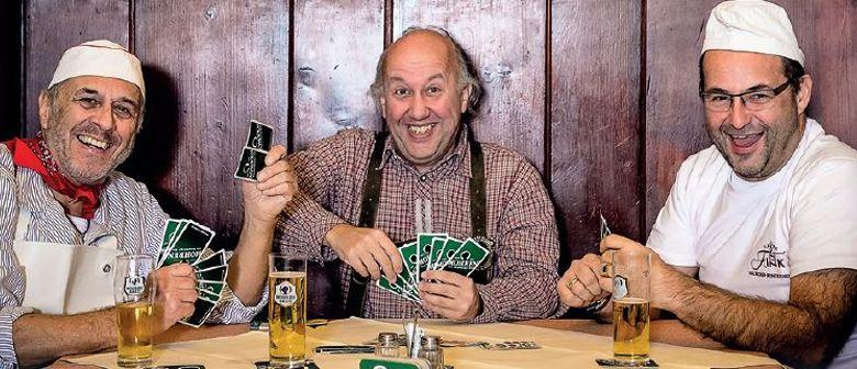 """Bregenzer Theaterstadl spielt """"Männerwirtschaft"""""""