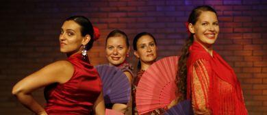 Flamenco Tanz- BAILAORAS