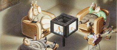 Das Fenster zur Welt. Fernsehen in der Karikatur aus den ...