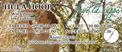 Hula Hoop Workshop Wien 03.03.2015
