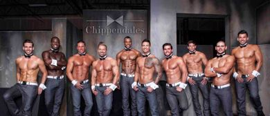 THE CHIPPENDALES - Get Lucky Tour 2015