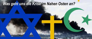 Israel und Europa – was geht uns die Krise im Nahen Osten an