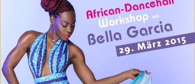 African-Dancehall Workshop mit Bella Garcia