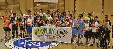 SC HAKOAH Benefiz Hallenfussball