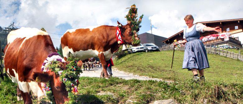 Almabtrieb & Bauernherbstfest