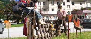 Bauernherbstfest mit Almabtrieb