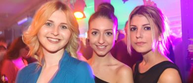 Steinebach-Clubbing im März mit DJane Mari Ferrari
