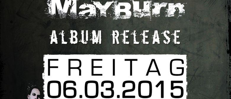 Addicted to Rock - Mayburn Album Release