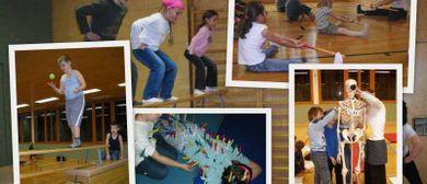 Körperbewusstseinstraining für Kids und ihre Eltern!