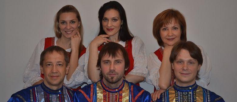 Vokalensemble LYRA aus St. Petersburg