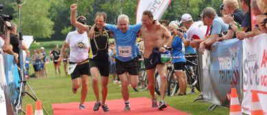 4. Salzburger Firmen Triathlon