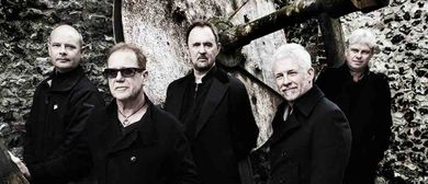 "OYSTERBAND ""Diamond On The Waters"" Tour 2015"