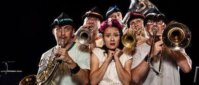 Jeunesse Kinderkonzert: Sonus Brass Ensemble – Robin Hood