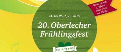 Saisonfinale am Arlberg - 20. Oberlecher Frühlingsfest