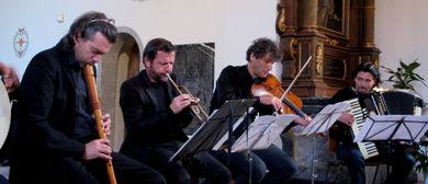 """""""musik in der pforte"""": Passion – Eine musikalische Meditatio"""