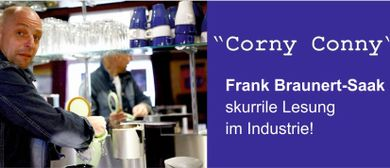 "Frank Braunert-Saak - ""Corny Conny"""