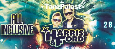 HARRIS & FORD - ALL INCLUSIVE @ TANZPALAST WIEN