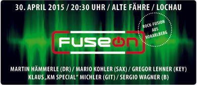 FuseOn Live at Alte Fähre Lochau