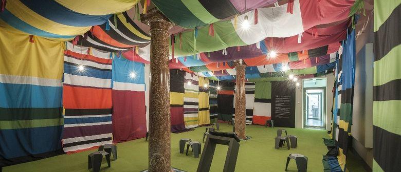 """""""Textilespace"""" – ein Klangraum für das Salzburg Museum"""