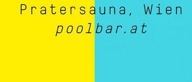 Poolbar-Festival trifft auf die Pratersauna
