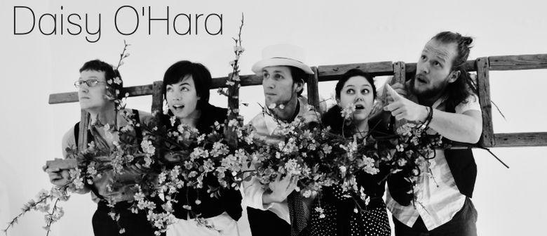 "DAISY O`HARA CD-PRÄSENTATION ""HOME"""