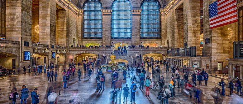 Foto-Vortrag NEW YORK - ein Spaziergang in S/W und Farbe