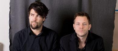 """Lesung mit Marc Canal & Max Horejes: """"unglaublich glücklich"""""""
