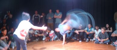 Westend Art contact project - Breakdance for youth