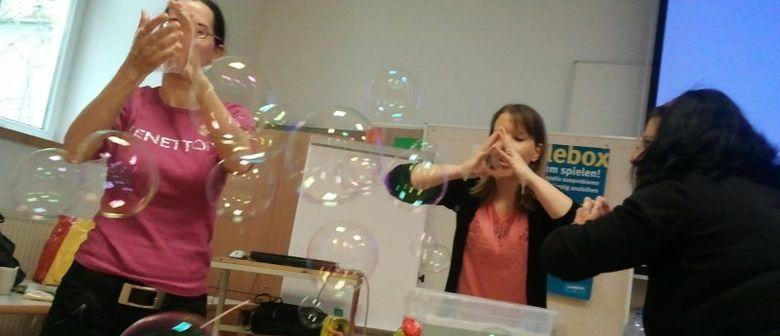 Seifenblasen - Seminar