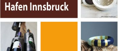 Kunst- und Designmarkt / 25. und 26. April / Hafen Innsbruck