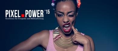 PIXEL.POWER - Die Konferenz für Fotografie und Bildbearbeitu