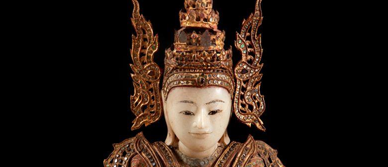 """Sonderausstellung """"BURMA - Meisterwerke des Buddhismus"""""""
