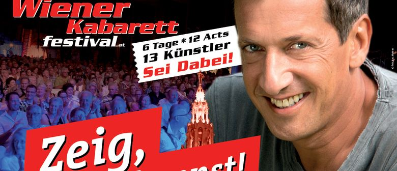 Kabarett Talente Show presented by Casinos Austria INNSBRUCK