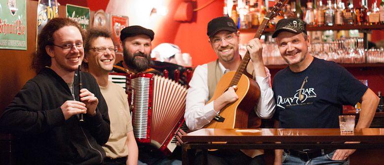 Paddy´s Return - Irish Folk unplugged