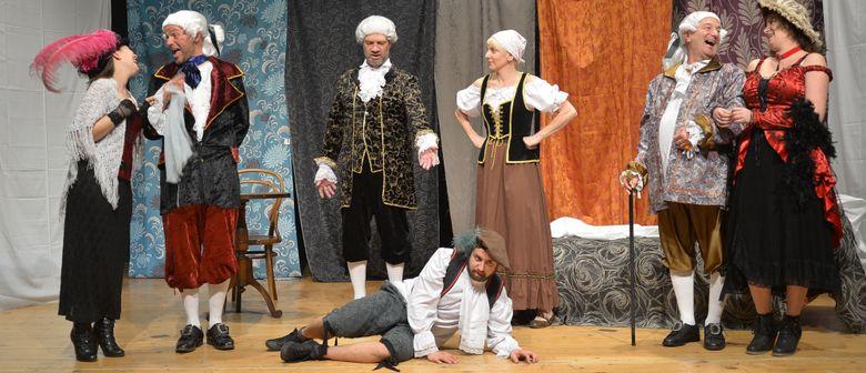 """Theater Wolfurt 2015 : """"Die Wirtin"""" -  Peter Turrini"""