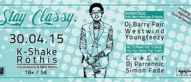 Stay Classy@ K-Shake