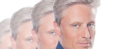 Bilanz mit Frisur - Florian Scheuba