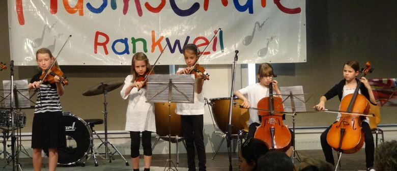 Musikschultag der MS Rankweil-Vorderland