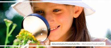 """Jubiläumsfeier """"20 Jahre Adventistische Privatschule Elia"""""""