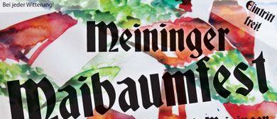 Meininger Maibaumfest