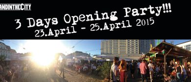 3 Days Opening Party
