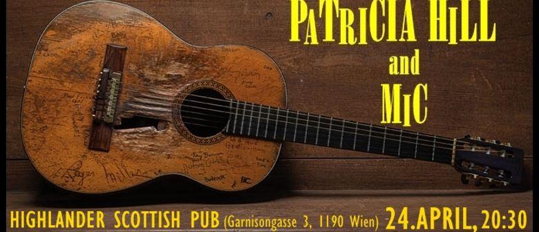 Patricia Hill and Mic @ Highlander Scottish Pub - Wien