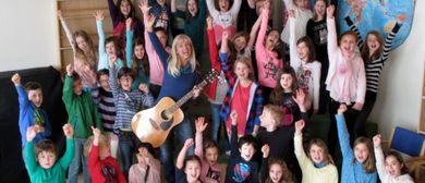 Chor der Volksschule Taxham: Toms Traum