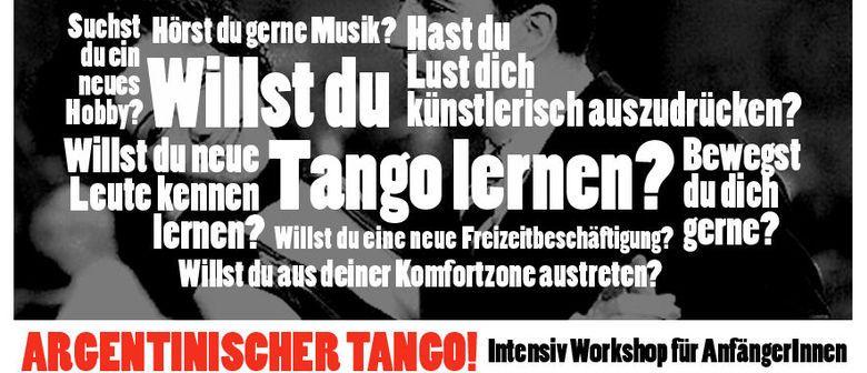Shall We Tango?