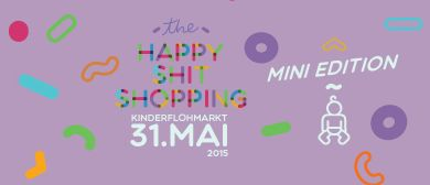 Happy Shit Shopping - Mini Edition